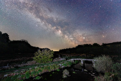 Postbridge Milky Way