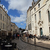 The streets of La Rochelle