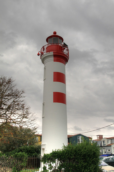 Lighthouse at the Old Harbour