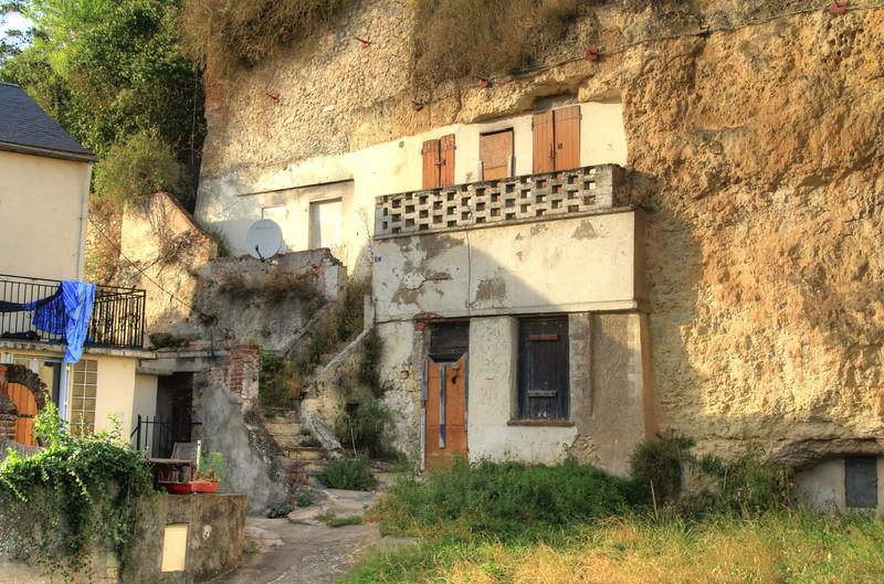 Amboise cave house