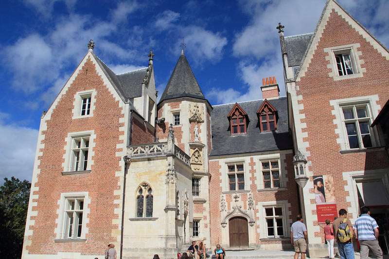 Clos Luce in Amboise