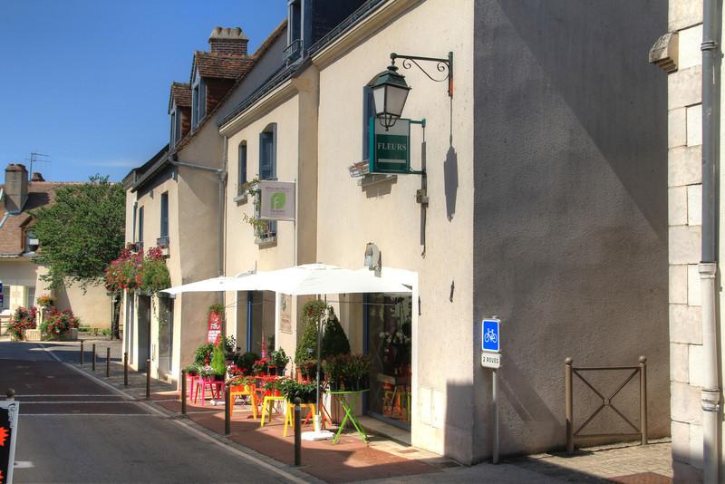 Cafe in Montlouis-sur-Loire