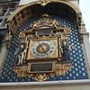 Clock on the Palais de Justice