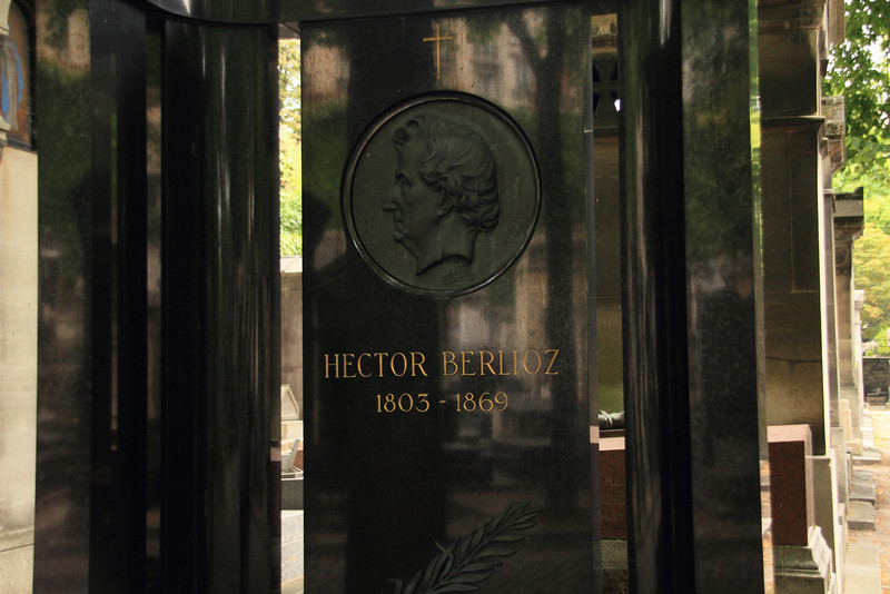 Hector Beriloz, composer of the Symphonie fantastique