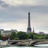 Eiffel Tower from Pont Alexandre III