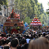 While we were walking through Montmartre, we came upon a parade for Ganesh.