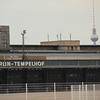 Tempelhof Airport. Hope you don't have a flight out of here, because they're all canceled.