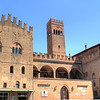 Historic center of Bologna