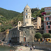 Vernazza's church