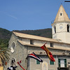Corniglia's church