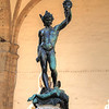 Perseus by Cellini. Yikes!