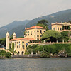 Villa del Balbianello. It was built in 1787. In 1974 it was bought by the first Italian to climb Everest, who filled it with artifacts and donated it to the National Trust. It's now a museum.