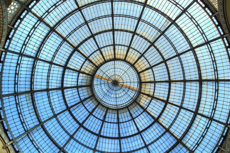 Dome of the Galleria