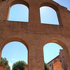 Basilica of Maxentius and Constantine. The wrestling events of the 1960 Olympics were held here