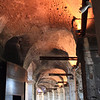 The concourse of the Colosseum