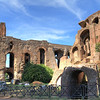Palatine Hill. It's between the Circus Maximus and the center of ancient Rome--the Forum.