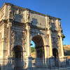 Arch of Constantine, near the Colosseum