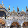St. Mark's Basilica. It was built in 1094 in a Byzantine architecture