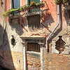 Crumbling walls