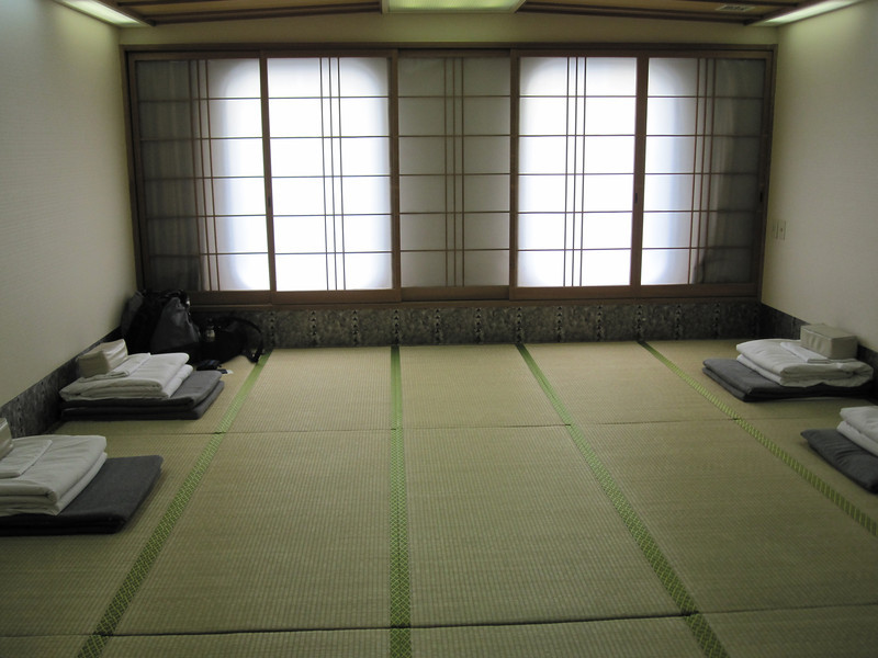 The female Class 2-B (or not 2-B) room.