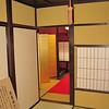Inside the Shima House, in the Geisha neighborhood of Kanazawa