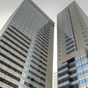 Skyscraper district near Shinjuku