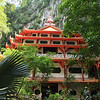 Sam Poh Tong's courtyard