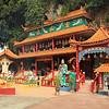 Nan Tian Tong temple. It looks like kind of a Buddhist Disneyland.