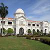 "Ipoh Train Station. Nicknamed the ""Taj Mahal of Ipoh."""