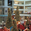 Despite being a Muslim nation, Malaysia's shopping malls have the Christmas spirit. Very strange!