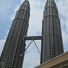 Petronas Towers. Tallest buildings in the world from 1998-2004.