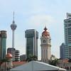 Skyline from Merdeka Square