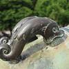 Detail on the Seri Rambai Cannon