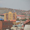 Coming into Ulaanbaatar