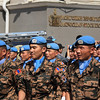 Mongolia's UN troops