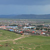 Tsetserleg, a large-ish city eight hours west of Ulaanbaatar