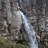 Taranaki Falls, along the path.