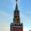 Spasskaya Tower, part of the Kremlin