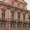 Saint Petersburg has lots of really old buildings everywhere
