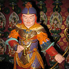 Buddha Tooth Relic Temple. This is the zodiac ox's protector.