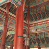 Inside the Gyeongbok-gung Palace