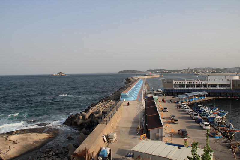 Harbor at Sokcho