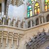 Detail of the transept
