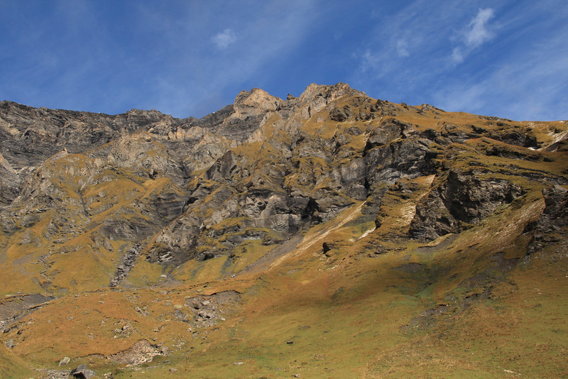 This might be Poganggenalp. Trying to figure out where we were on our hiking map was nearly impossible.