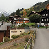 Mürren, the biggest town in the area