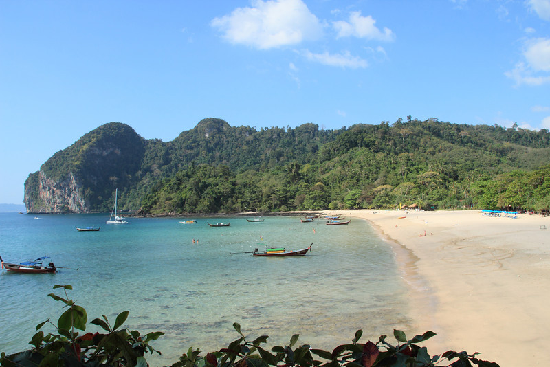 Beach at Ko Mook