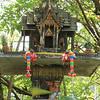 Spirit house for the Blue Elephant