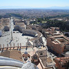 From the cupola of St. Peter's