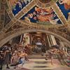 Rafael frescoes