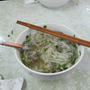 A yummy bowl of pho bo